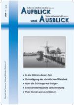 Aufblick und Ausblick 3/2014