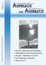Aufblick und Ausblick 2/2019