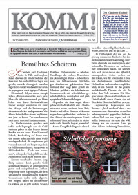 l gassmann.de media wysiwyg Content Komm Komm 55 - KOMM! Zeitschriften