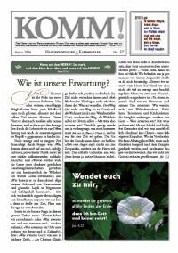 l gassmann.de media wysiwyg Content Komm Komm 57 - KOMM! Zeitschriften