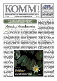 l gassmann.de media wysiwyg Content Komm komm 54 - KOMM! Zeitschriften