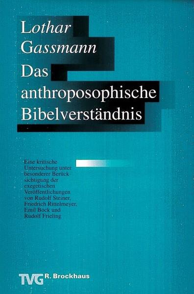 Das anthroposophische Bibelverständnis-0