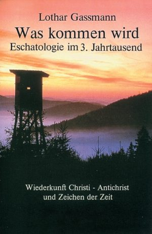 Was kommen wird. Wiederkunft Christi, Antichrist und Zeichen der Zeit. Eine Eschatologie-0