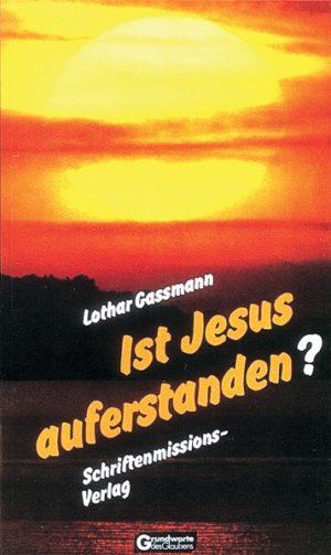 Ist Jesus auferstanden?-0