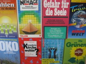 44 vergriffene Bücher im PDF-Format: Die Grünen, Öko, New Age, Okkultismus u.v.a.-0
