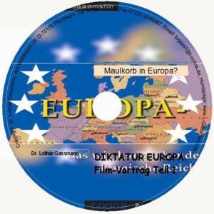 Kommt die DIKTATUR EUROPA? Wohin steuert die EU? Ein Fernsehinterview mit Dr. Lothar Gassmann-0