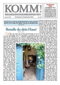 webdisk BilderZeitschirften Komm komm36 - KOMM! Zeitschriften
