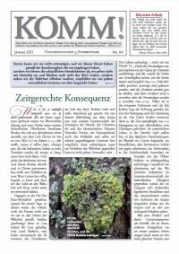 webdisk BilderZeitschirften Komm komm44 - KOMM! Zeitschriften