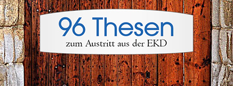 96Thesen - Diktatur Europa, EU, Europe a Dictatorship, Antichrist