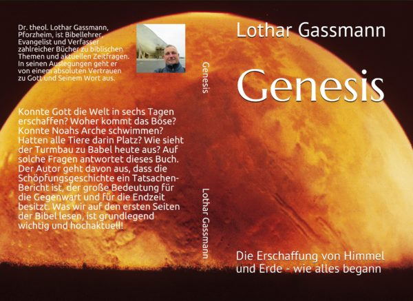 GENESIS. Die Erschaffung von Himmel und Erde - wie alles begann