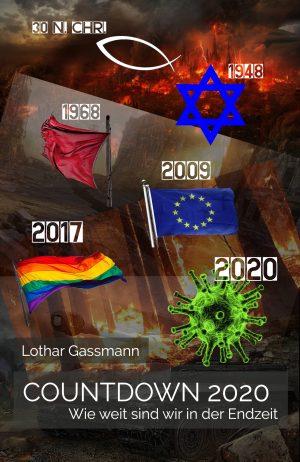 Countdown 2020 300x462 - COUNTDOWN 2020! Wie weit sind wir in der Endzeit?